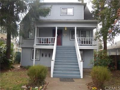 Chico Multi Family Home For Sale: 1130 Chestnut Street