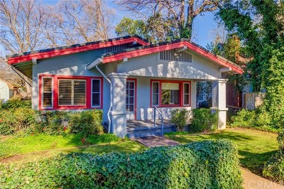 Chico Single Family Home For Sale: 670 E 8th Street