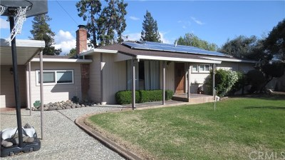 Willows CA Single Family Home For Sale: $265,000