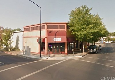 Commercial Lease For Lease: 824 Oroville Avenue
