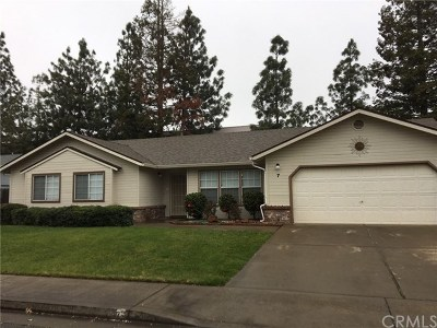 Chico CA Single Family Home For Sale: $359,000