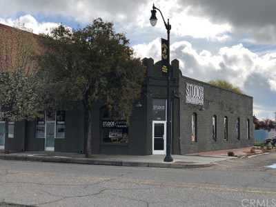 Red Bluff Commercial For Sale: 621 Walnut Street