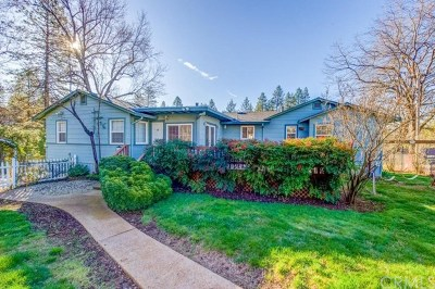 Paradise Single Family Home For Sale: 5835 Golden Oaks Road