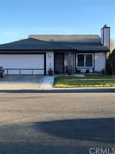 Willows CA Single Family Home For Sale: $205,000