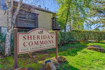 Chico Condo/Townhouse For Sale: 1415 Sheridan Avenue #16