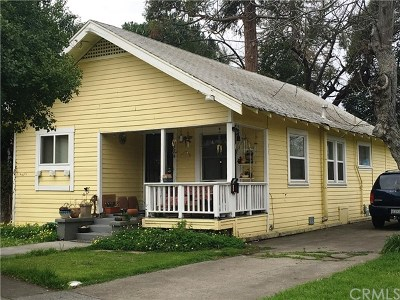 Chico Multi Family Home For Sale: 478 Humboldt Avenue