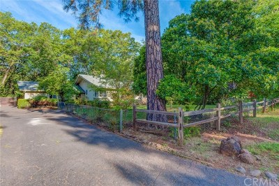 Paradise Single Family Home For Sale: 5369 Harrison Road