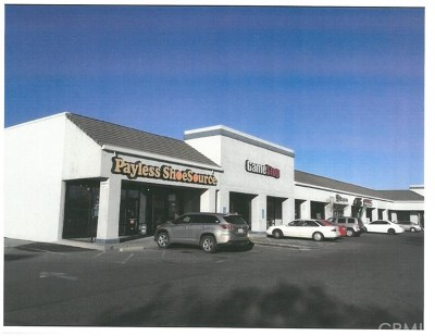 Red Bluff Commercial Lease For Lease: 955 Main Street S