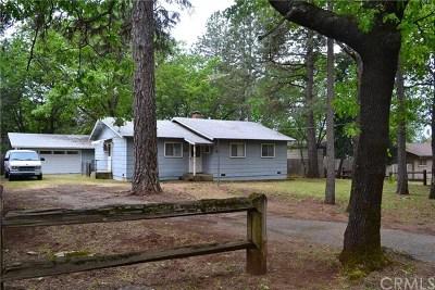 Paradise Single Family Home For Sale: 1364 Bennett Road