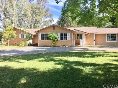Red Bluff Single Family Home For Sale: 12058 Alta Vista Court