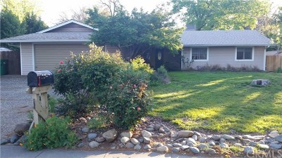 Chico Single Family Home For Sale: 1625 Greenhaven Lane