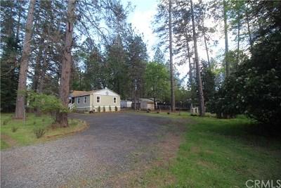 Paradise Single Family Home For Sale: 1206 Elliott Road
