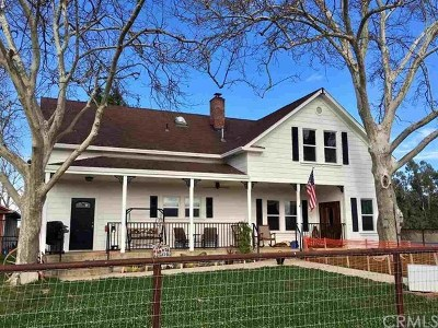 Anderson Single Family Home For Sale: 21453 Kimberly Road