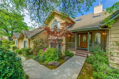 Chico CA Single Family Home For Sale: $670,000