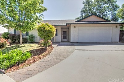 Chico CA Single Family Home For Sale: $319,900