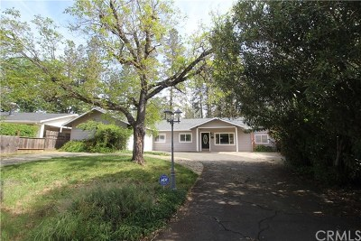 Paradise Single Family Home For Sale: 6292 Lancaster Drive