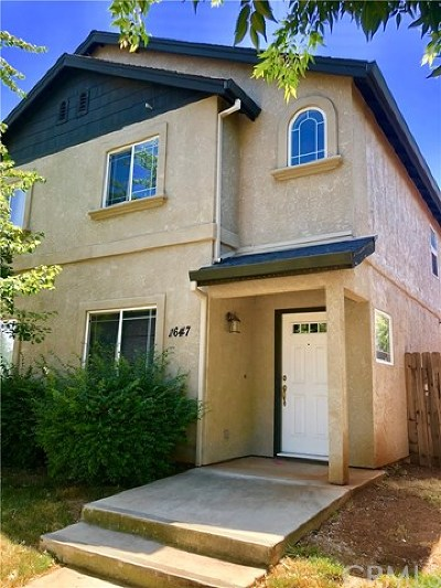 Chico Single Family Home For Sale: 1647 East Avenue