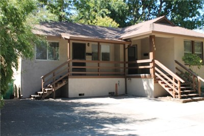 Chico Multi Family Home For Sale: 1143 Oleander Avenue
