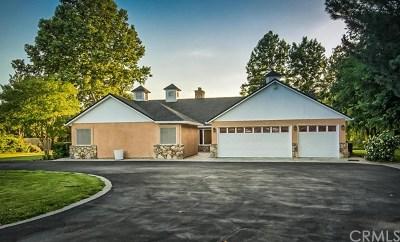 Red Bluff Single Family Home For Sale: 21945 Sunburst Lane