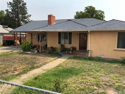 Corning Single Family Home Active Under Contract: 1527 West Street