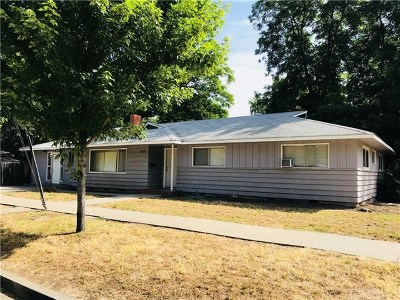 Chico Single Family Home For Sale: 1600 Arcadian Avenue