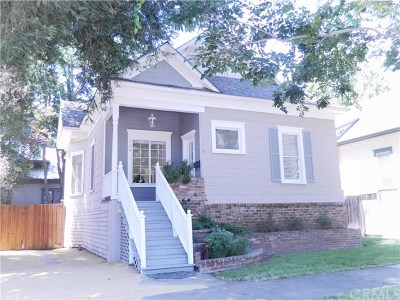Chico Single Family Home For Sale: 144 W 16th Street