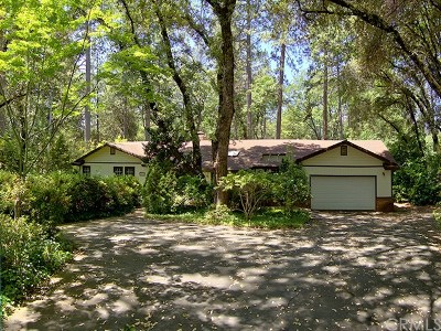 Paradise Single Family Home For Sale: 6051 Pentz Road