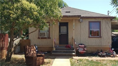 Oroville Single Family Home For Sale: 1965 A Street