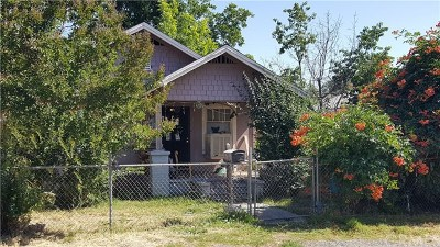 Oroville Single Family Home For Sale: 2112 B Street