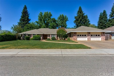 Chico Single Family Home For Sale: 2265 River Bend Lane