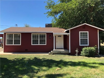 Willows Single Family Home For Sale: 824 1st Avenue