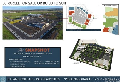 Chico Residential Lots & Land For Sale: Concord Avenue