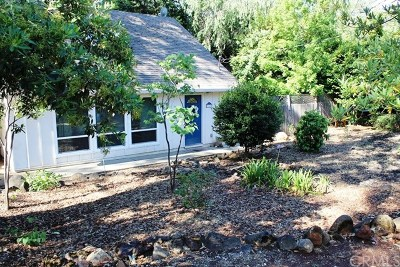 Paradise Single Family Home For Sale: 2340 Stearns Road