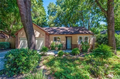 Chico Single Family Home For Sale: 190 Fairgate Lane