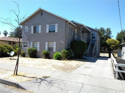 Oroville Multi Family Home For Sale: 1280 High Street