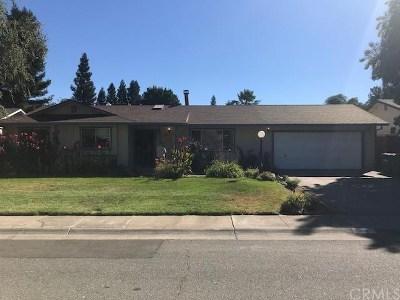 Chico Single Family Home For Sale: 38 Quista Drive