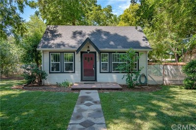 Chico Single Family Home Active Under Contract: 146 W 7th Avenue