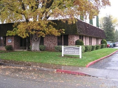 Commercial Lease For Lease: 574 Manzanita Avenue #11