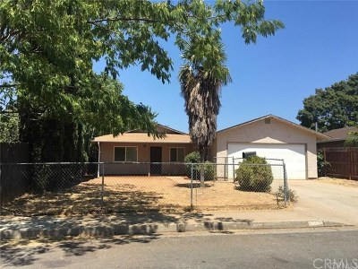 Oroville Single Family Home For Sale: 2080 D Street