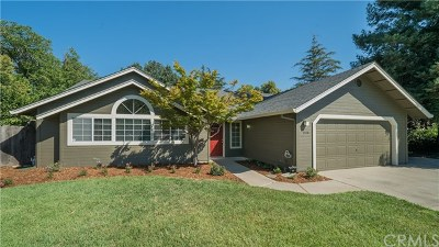 Chico Single Family Home For Sale: 1538 Gilbert Lane