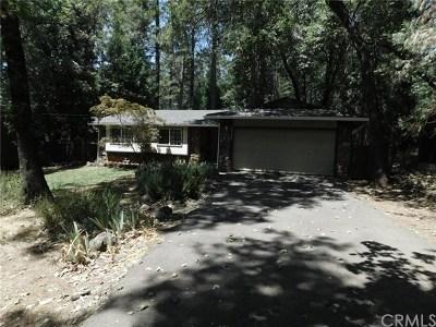 Magalia Single Family Home For Sale: 13555 S Park Drive