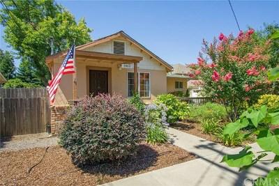 Chico Single Family Home For Sale: 2863 Godman Avenue