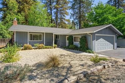 Paradise Single Family Home For Sale: 625 Scott Drive