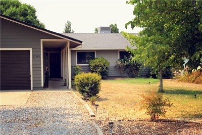 Red Bluff Single Family Home For Sale: 15525 W Wallen Road
