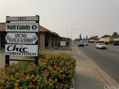 Butte County Commercial Lease For Lease: 1311 Mangrove Avenue #B