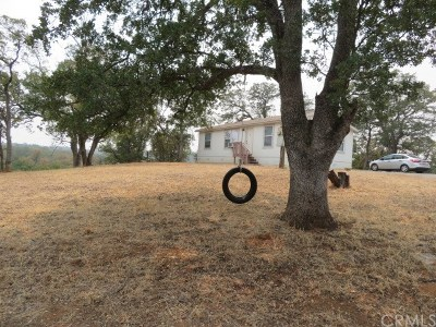 Red Bluff Manufactured Home For Sale: 14621 Cramer Road