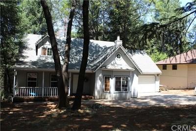 Magalia Single Family Home For Sale: 13653 W Park Drive