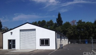 Butte County Commercial Lease For Lease: 165 Commercial Avenue #A