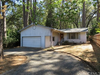 Paradise Single Family Home For Sale: 6378 Graham Road