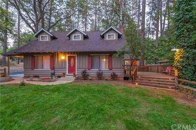 Paradise Single Family Home For Sale: 6240 Pentz Road